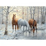 Puzzle   Winter Trio