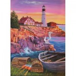 Puzzle   XXL Teile - Lighthouse Cove