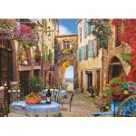 Puzzle   French Village