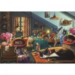 Puzzle  Perre-Anatolian-3331 Kitten Play Bedroom