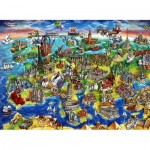 Puzzle  Perre-Anatolian-4557 European World
