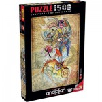 Puzzle   Circassian Girl Travelling