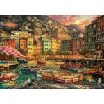 Puzzle   Vibrance of Italy