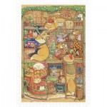 Puzzle  Pintoo-H2249 Cotton Lion - Fox's Christmas Store