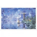 Puzzle aus Kunststoff - Abraham Hunter - Light of Peace