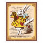 Puzzle aus Kunststoff - Alice's Adventures in Wonderland