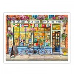 Puzzle aus Kunststoff - Garry Walton - Greatest Bookshop In The World