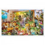 Puzzle aus Kunststoff - Jan Patrik Krasny - Coming to Room