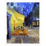 Puzzle aus Kunststoff - Van Gogh Vincent - Cafe Terrace at Night