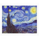 Puzzle aus Kunststoff - Vincent Van Gogh - The Starry Night, June 1889