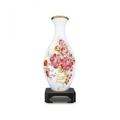 Pintoo-S1008 3D Puzzle Vase - Home Sweet Home