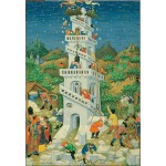 Puzzle  Pomegranate-AA575 The Tower of Babel: A Medieval Masterpiece