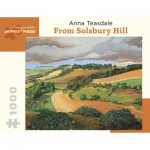 Puzzle  Pomegranate-AA983 Anna Teasdale - From Solsbury Hill