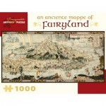 Puzzle   Bernard Sleigh - An Anciente Mappe of Fairyland