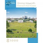 Puzzle   Emma Haworth - Greenwich Park Proverbs, 2008