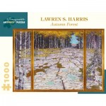 Puzzle   Lawren S. Harris - Autumn Forest