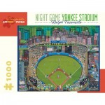 Puzzle   Ralph Fasanella - Night Game - Yankee Stadium, 1981