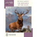Puzzle   Sir Edwin Landseer - The Monarch of the Glen