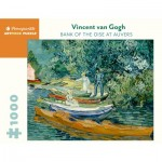 Puzzle   Vincent van Gogh - Bank of the Oise at Auvers