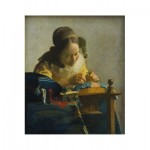 Holzpuzzle - Vermeer Johannes