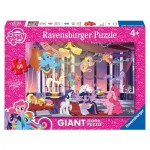Ravensburger-05528 Riesen-Bodenpuzzle - My Little Poney