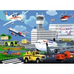Puzzle  Ravensburger-09620 Fly Away