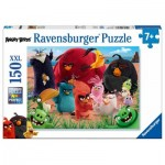 Puzzle  Ravensburger-10032 XXL Teile - Angry Birds