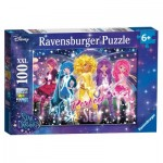 Puzzle  Ravensburger-10708 XXL Teile - Star Darlings