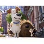 Puzzle  Ravensburger-10874 XXL Teile - The Secret Life of Pets