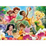 Puzzle  Ravensburger-10972 Fairies: Meine Fairies
