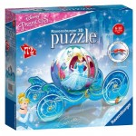 Ravensburger-11823 3D Puzzle - Disney Princess