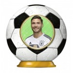 Ravensburger-11929 3D Puzzle-Ball - Jonas Hector
