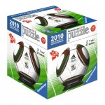 Ravensburger-11937-11 3D Puzzle-Ball - 2010 Fifa Word Cup