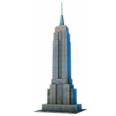 Puzzle Ravensburger-12553 Empire State Building, New York