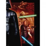 Puzzle  Ravensburger-14767 Star Wars