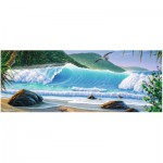 Puzzle  Ravensburger-15066 Catch a Wave