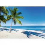 Puzzle  Ravensburger-15989 Beach Escape