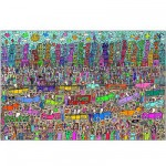 Puzzle  Ravensburger-17427 James Rizzi