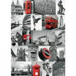 Puzzle  Ravensburger-19144 London