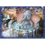 Puzzle  Ravensburger-19676 Disney Collector's Edition: Dumbo, 1941
