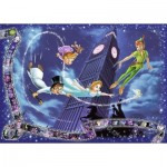 Puzzle  Ravensburger-19743 Disney 1953 - Peter Pan