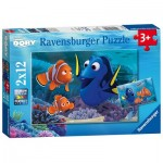 2 Puzzles - Finding Dory