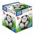 3D Puzzle-Ball - 1974 Fifa Word Cup