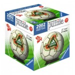 3D Puzzle-Ball - 2002 Fifa Word Cup