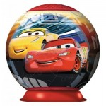 3D Puzzle-Ball - Cars 3