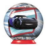 Ravensburger-79936-11920-03 3D Puzzle-Ball - Cars 3