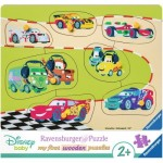 Holzpuzzle - Cars