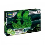 Revell-05435 Modellbau - 3D Puzzle Easy Click System - Ghost Ship