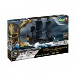 Revell-05499 Modellbau - 3D Puzzle Easy Click System - Black Pearl