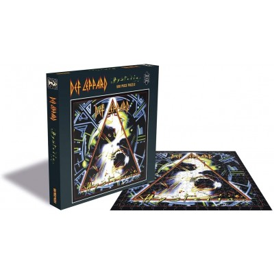 Puzzle Zee-Puzzle-25649 Def Leppard - Hysteria